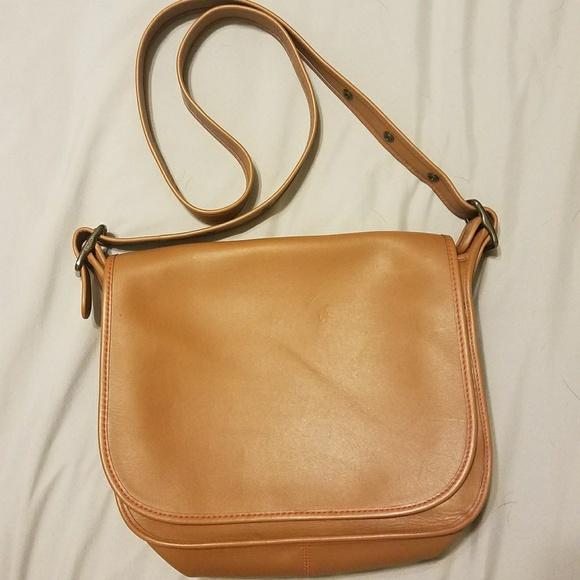 a064c18b42 Coach Handbags - Coach 1941 Saddle Bag in Glovetanned Leather